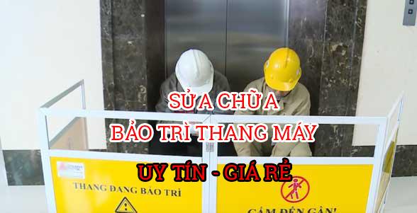 Sửa thang máy tại Hà Nội