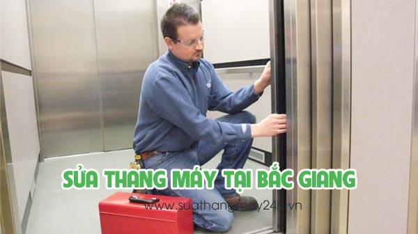Sửa chữa thang máy tại Bắc Giang