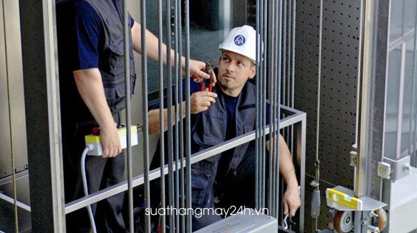 Sửa chữa thang máy tại Sơn La