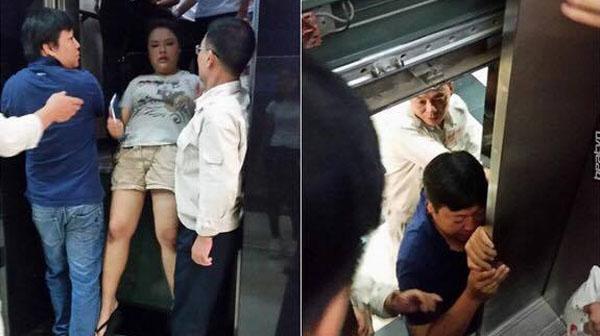 """Hoảng loạn vì thang máy """"rơi tự do"""" từ tầng 18"""