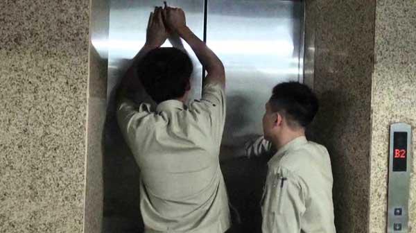 Sửa chữa thang máy tại Hải Dương