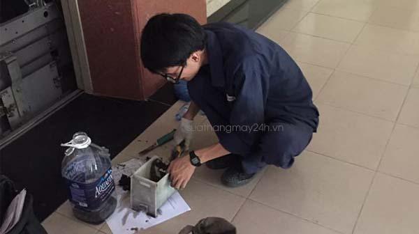 Bảo trì thang máy tại Hà Nội