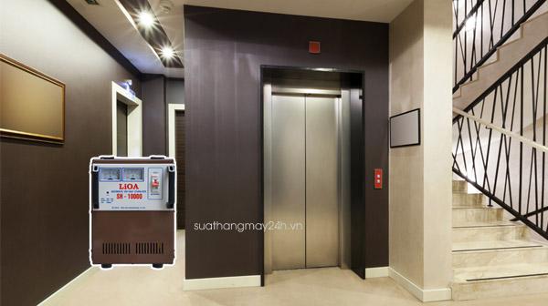 Lựa chọn lioa phù hợp cho thang máy