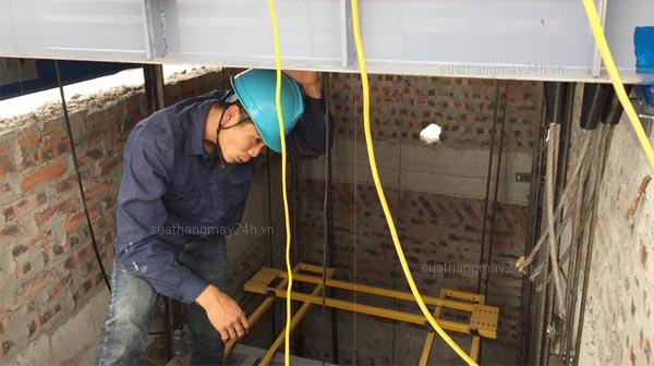 Khi xây hố thang máy cần lưu ý gì ?