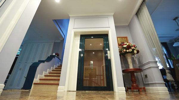 Cách sử dụng thang máy gia đình tiết kiệm điện