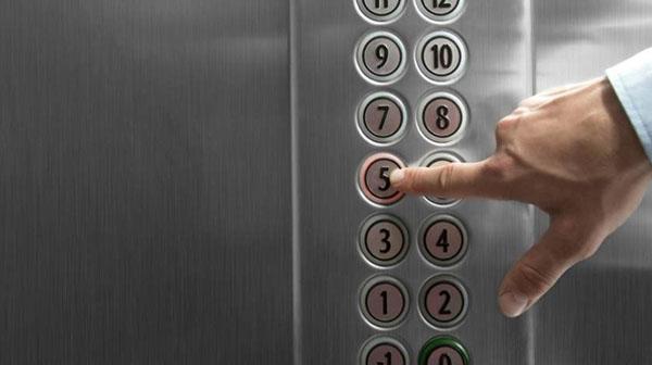 Chọn nút bấm phù hợp cho thang máy gia đình