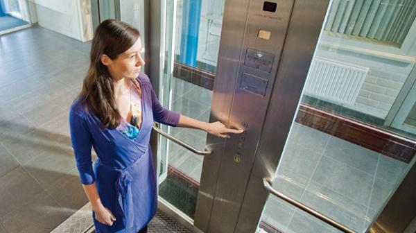Mitsubishi Electric sản xuất thang máy có giọng nói