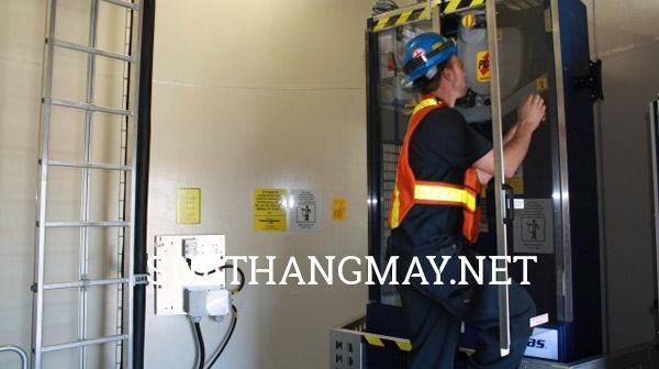 Bảo trì thang máy tại Hải Phòng