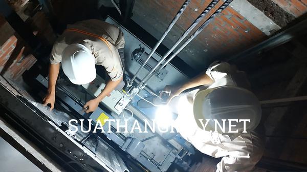 Bảo trì thang máy Mitsubishi