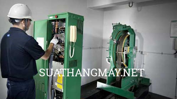 Sửa chữa thang máy tại Yên Bái