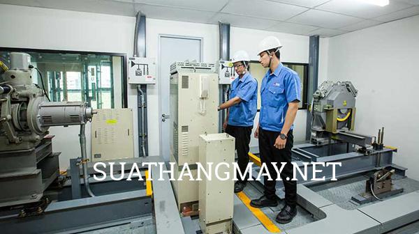 Sửa chữa thang máy tại Bắc Ninh