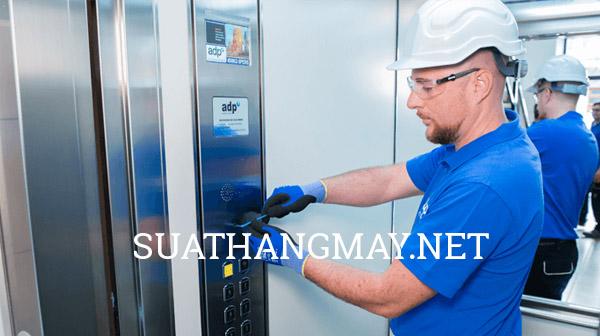 Sửa chữa thang máy tại Quảng Ninh