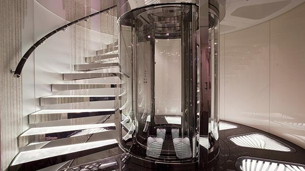 Nguyên lý hoạt động của thang máy thủy lực
