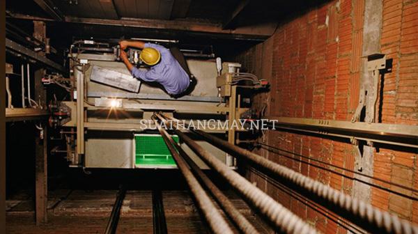 Sửa thang máy tại Vĩnh Phúc