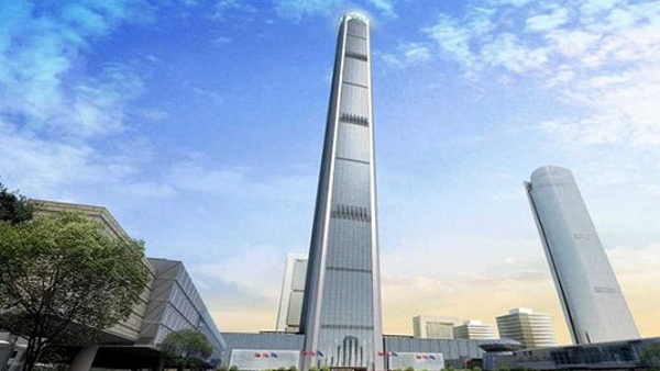 Thang máy nhanh nhất thế giới
